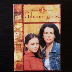 Season 1 DVD Gilmore girls